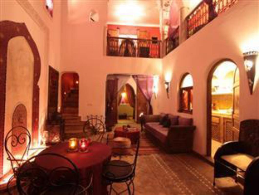 Riad Zehar Guesthouse Bed And Breakfast Marrakech Deals