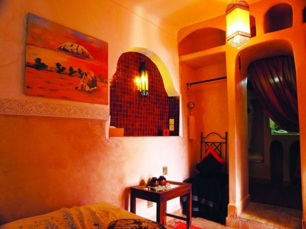 Double Room Riad Zehar