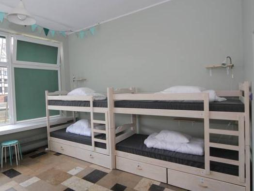 Letto in Dormitorio Misto con 10 Letti (1 Person in 10-Bed Dormitory - Mixed)