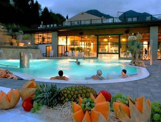 Das Ròseo Euroterme Wellness Resort in Bagno di Romagna buchen