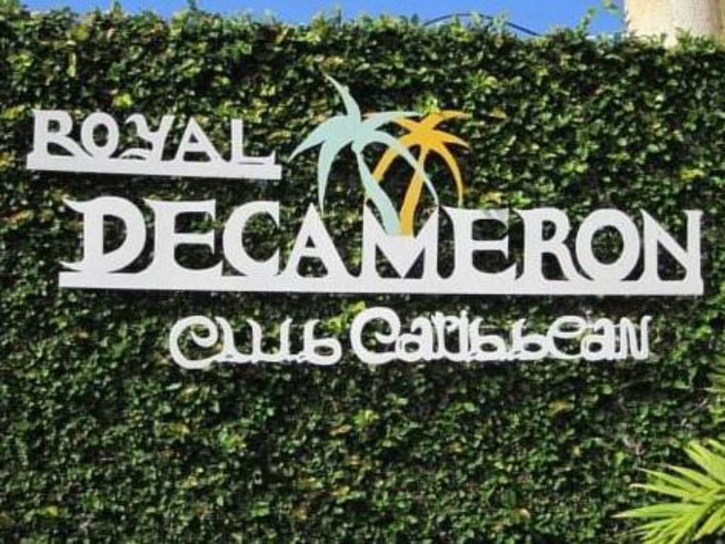 Exterior view Royal Decameron Club Caribbean Resort - ALL INCLUSIVE