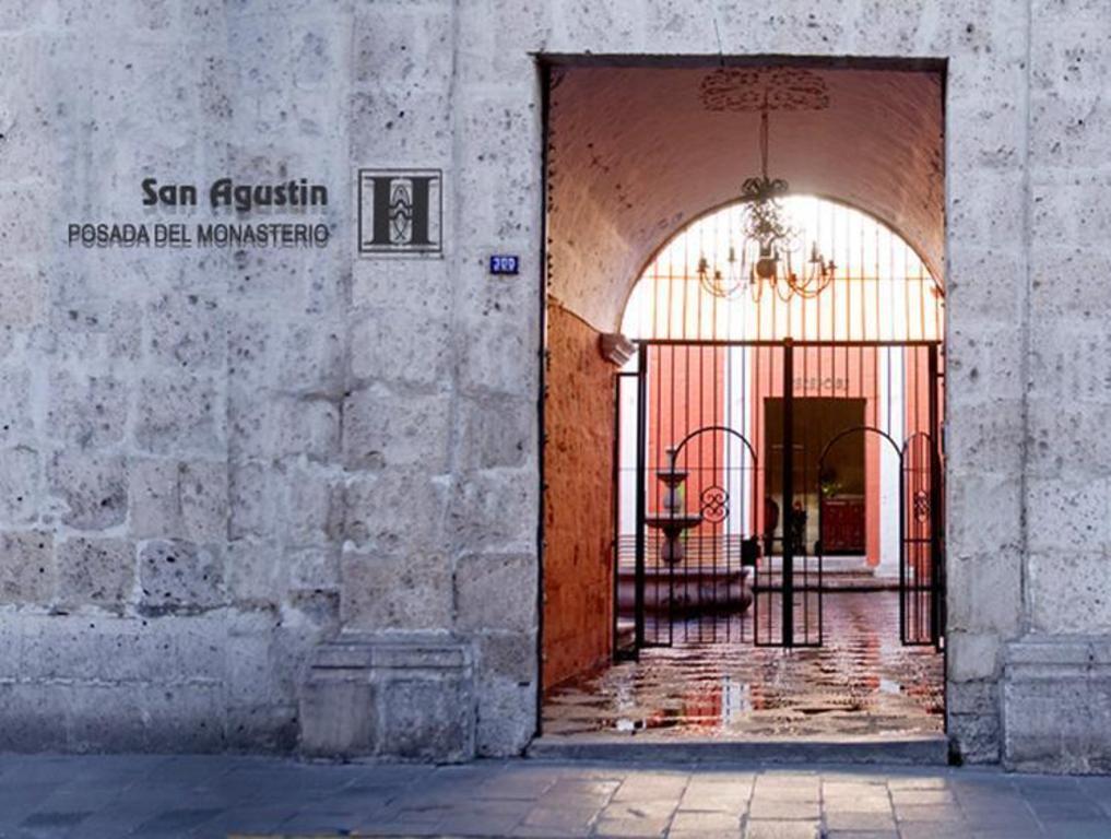 Resultado de imagem para Arequipa - Hotel San Agustin Posada Del Monasterio