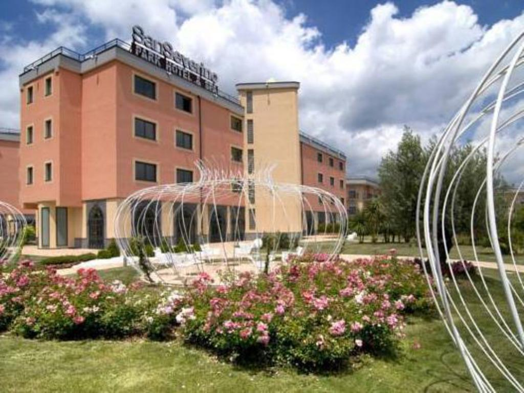 Best Price On San Severino Park Hotel Spa Sure Hotel Collection