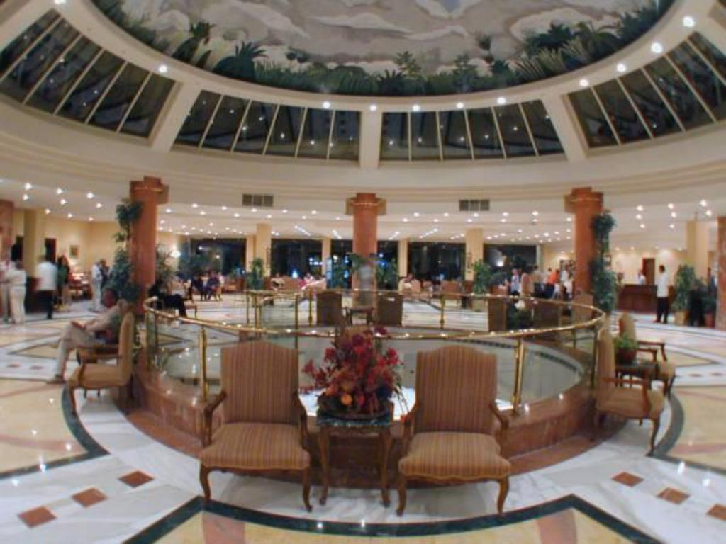 Interior view Sea Star Beau Rivage Hotel