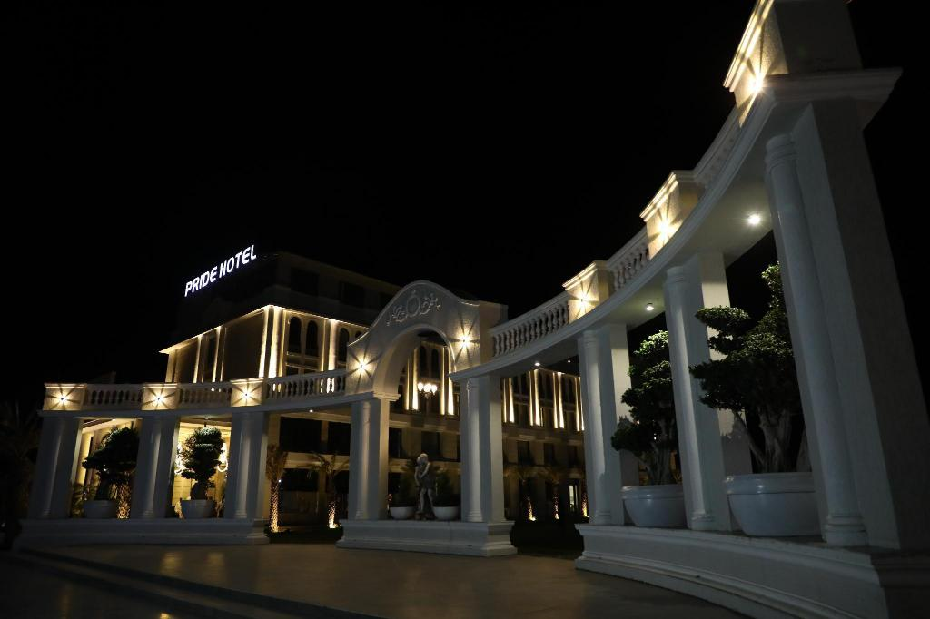 Pride Hotel & Convention Centre Indore