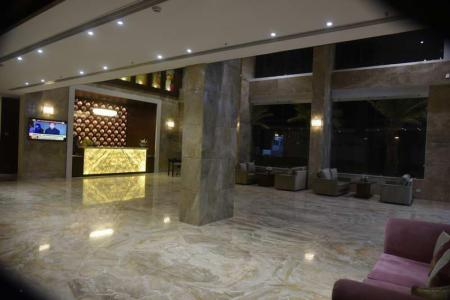 Lobby Pride Hotel & Convention Centre Indore