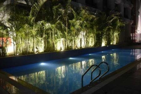 Swimming pool [outdoor] Pride Hotel & Convention Centre Indore