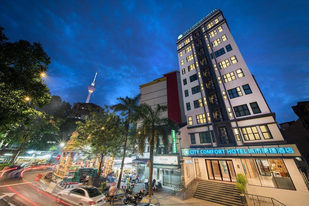 City Comfort Hotel Kuala Lumpur City Centre in Malaysia - Room Deals