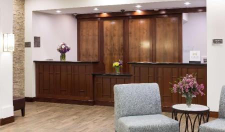 Лобби Homewood Suites by Hilton Agoura Hills