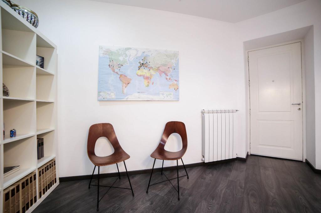 Guestroom Politeama Flat-Office with Terrace