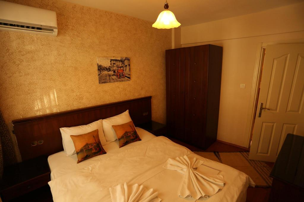 Double Apartment - Bed haleba apart