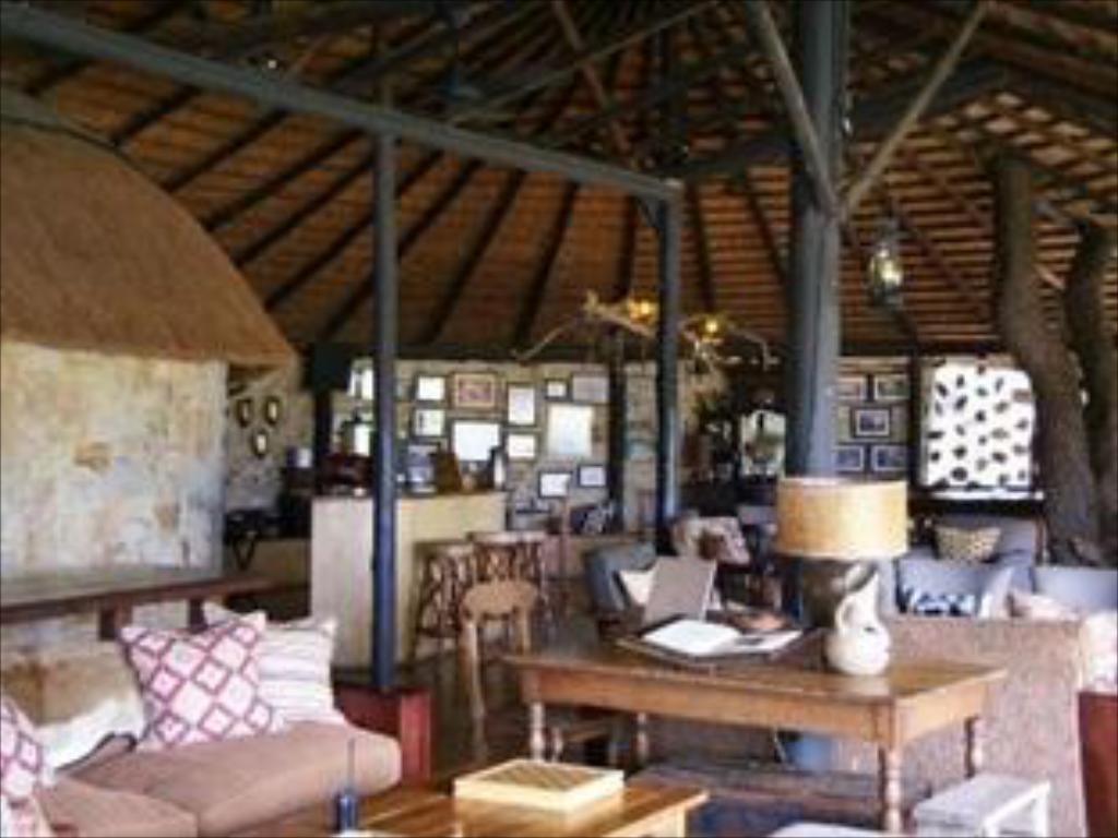 Vista Interior Motswari Private Game Reserve Resort