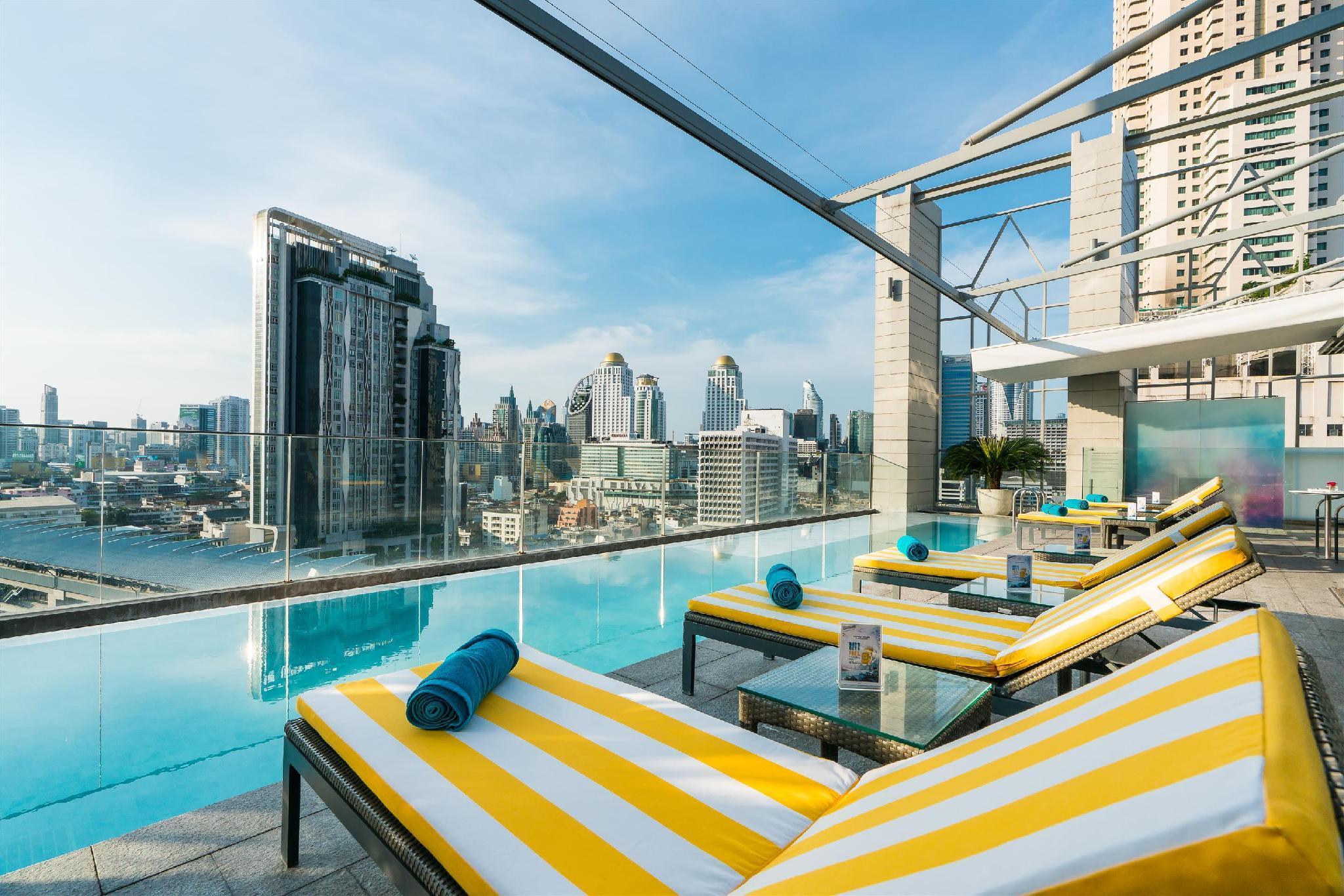 Akara Hotel Bangkok Bangkok Thailand Hotelltilbud i siste