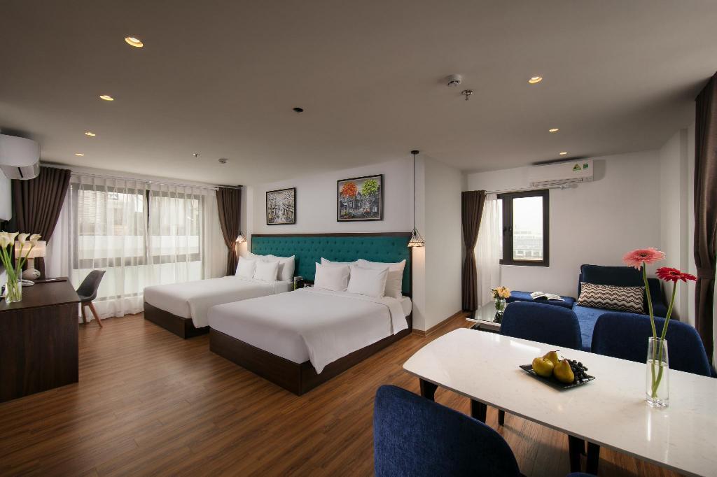 Hanoi Babylon Garden Hotel Spa Vietnam Ab 34 Agoda Com