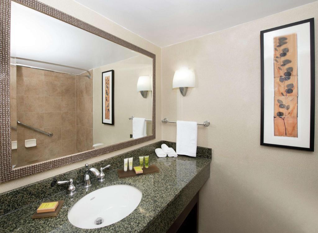 Hilton Crystal City At Ronald Reagan National Airport Hotel