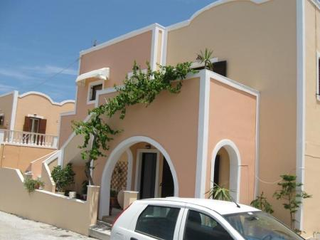 Exterior view Mirsini Pension