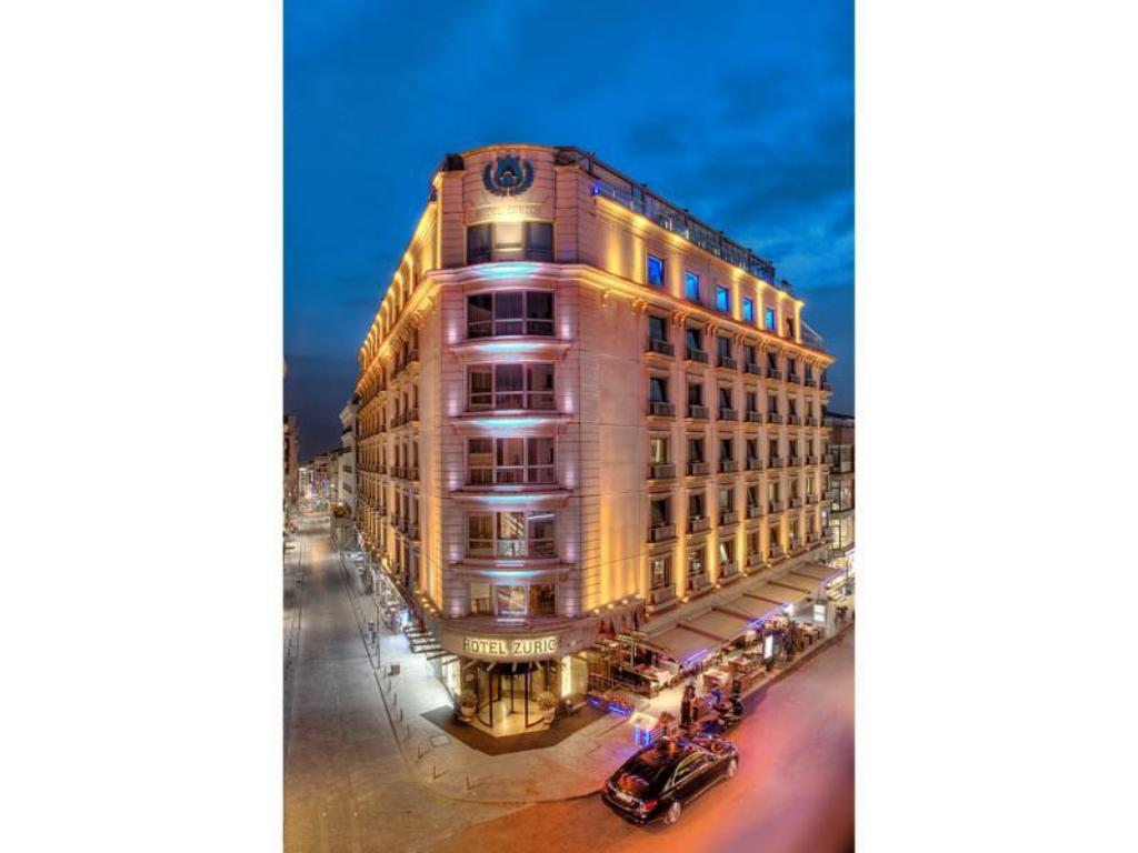 More about Hotel Zurich Istanbul