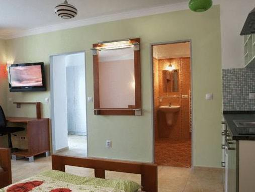 Doppia con Angolo Cottura (Double Room with kitchenette)