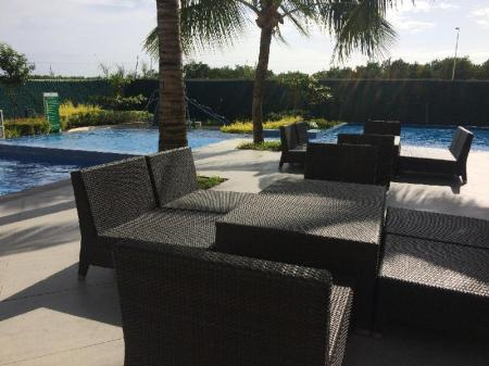 Swimming pool [outdoor] Kara's Family 2BR Condo Unit.*****