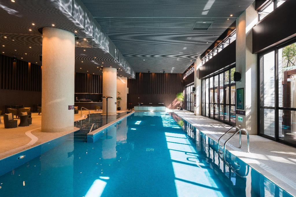 Asia Pacific Hotel Beitou in Taipei - Room Deals, Photos