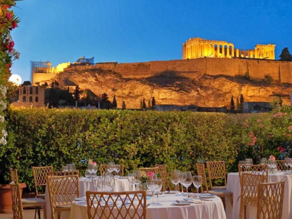 Divani palace acropolis hotel in athens room deals for Divani palace acropolis