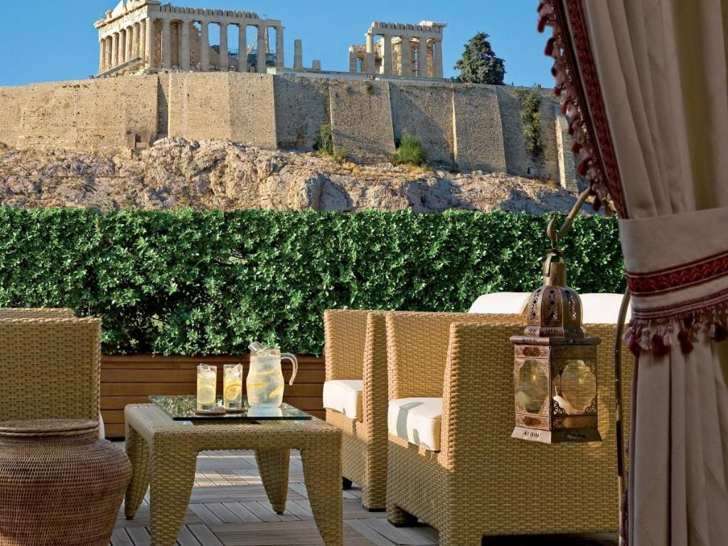 Best price on divani palace acropolis hotel in athens for Divani palace acropolis