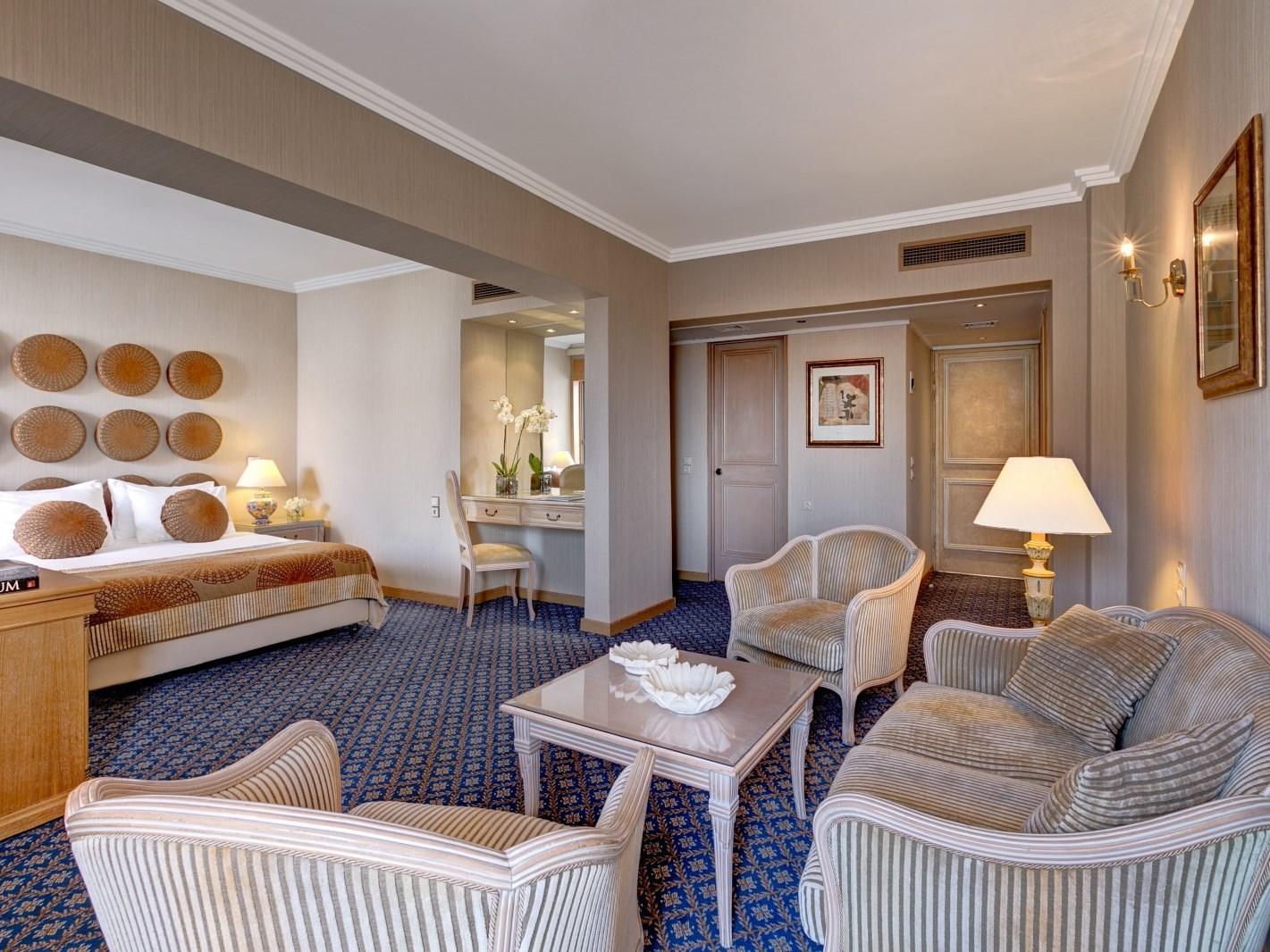 best price on divani palace acropolis hotel in athens. Black Bedroom Furniture Sets. Home Design Ideas