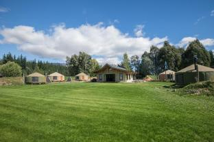Oasis Yurt Lodge & The Shed