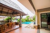 Thip Villa in Ao Nang with private pool
