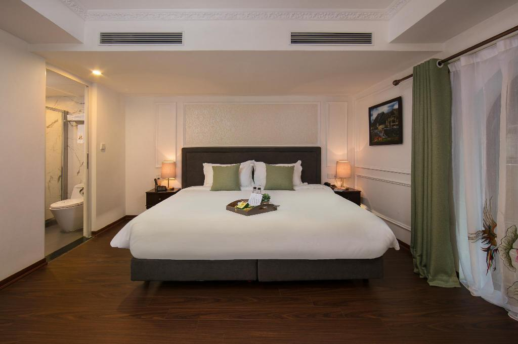 Superior - Bed Hanoi Allure Hotel