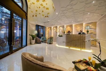 Interior view Hanoi Allure Hotel