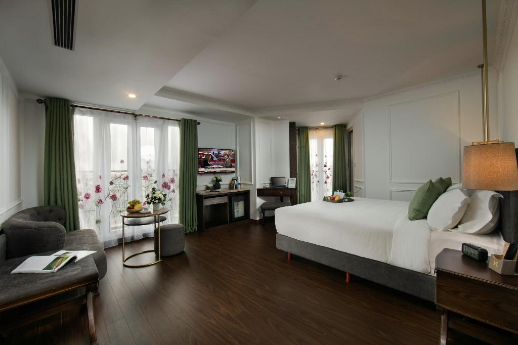 More about Hanoi Allure Hotel