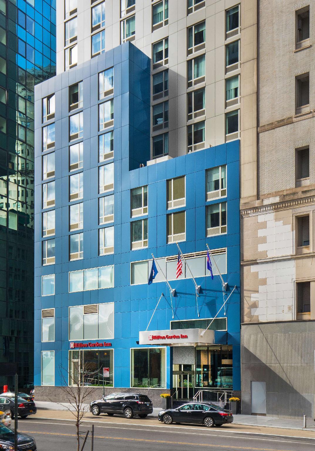 More About Hilton Garden Inn NYC Financial Center/Manhattan Downtown