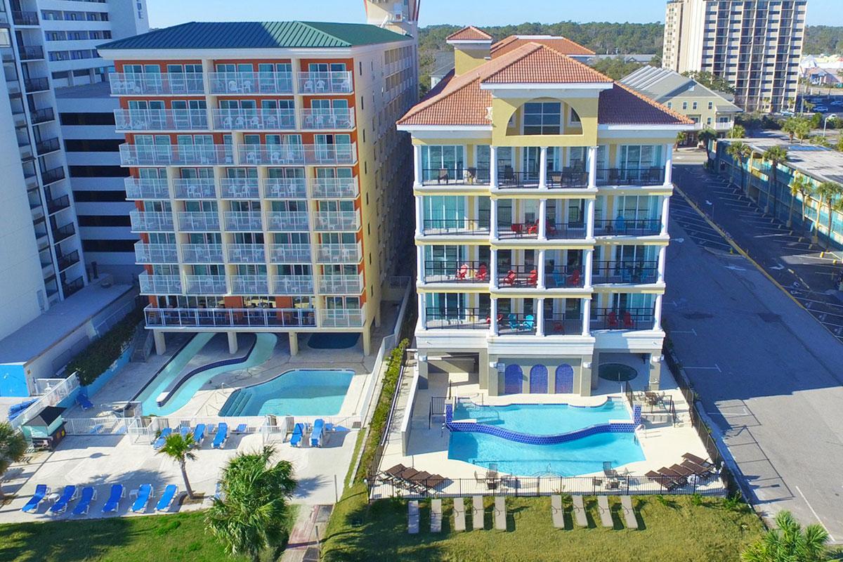 Bali Bay Resort Hotel Myrtle Beach Sc Deals Photos Reviews