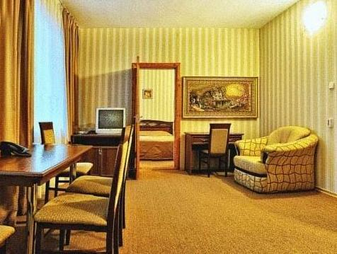 Suite con 1 Camera (One-Bedroom Suite)