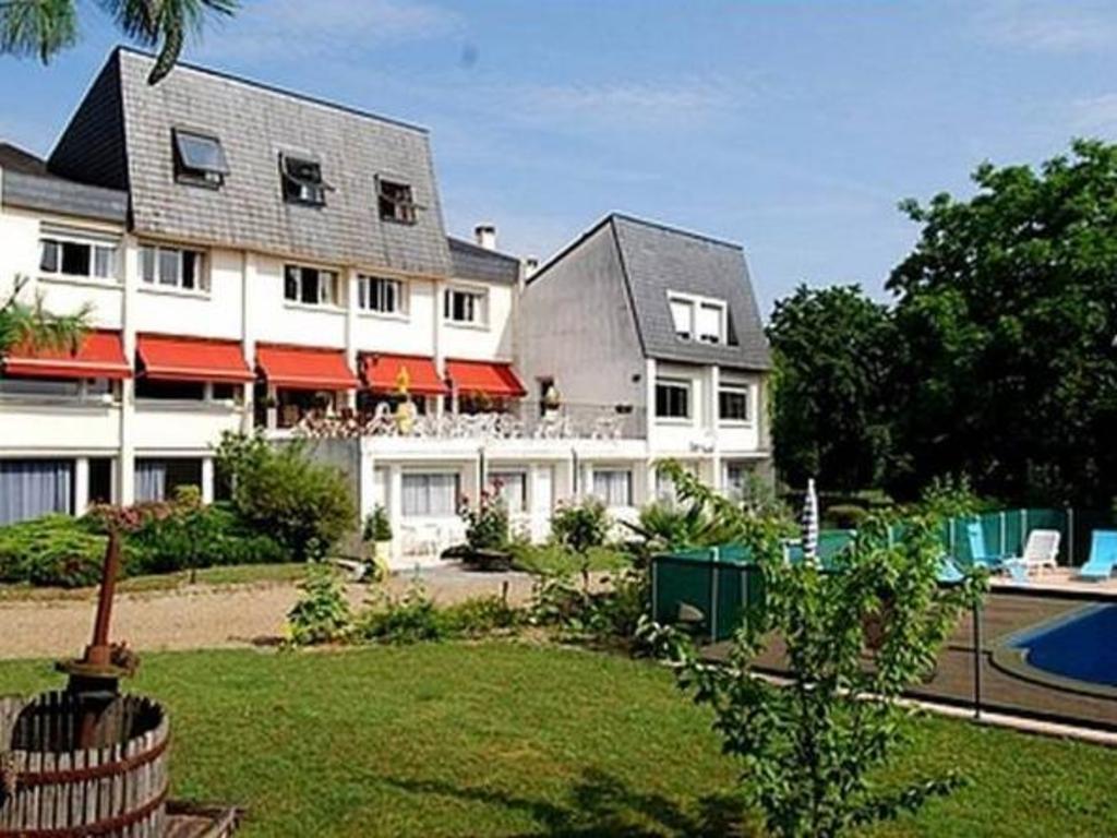Hotel Restaurant La Longue Vue Gennes France Photos Room Rates