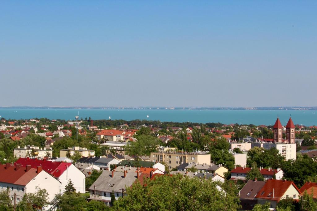 See all 6 photos Balatonfured property with fantastic views