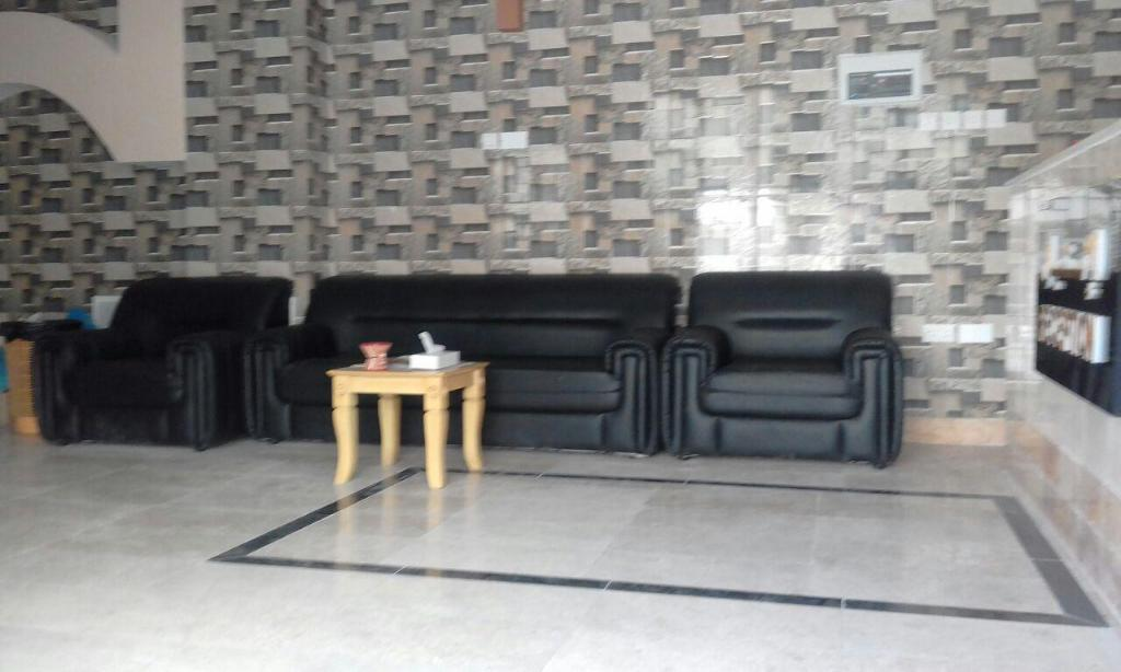 Lobby Liyali Rent Apartment 2