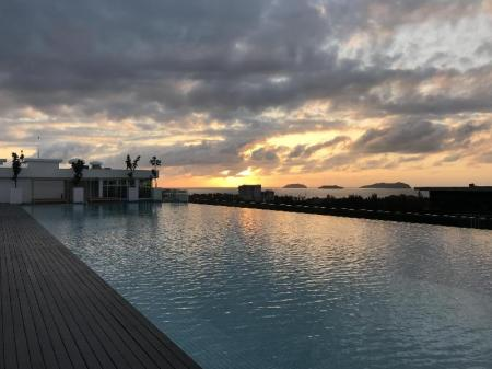 Swimming pool [outdoor] Sunset Seaview Vacation Condos @ Infinity Avenue