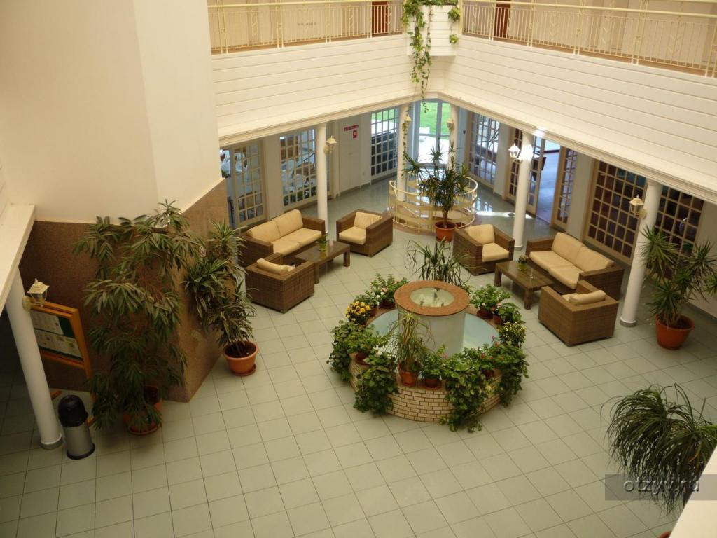 Lobby Maistrali Hotel Apartments Bungalows