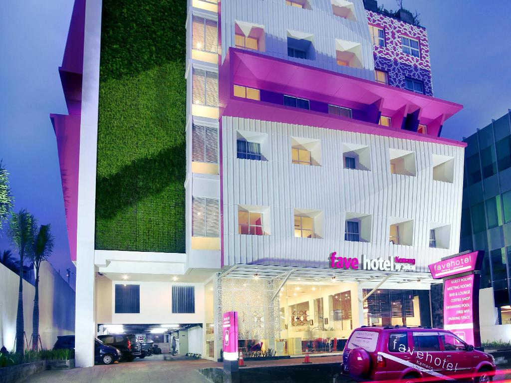 More About Favehotel Kemang