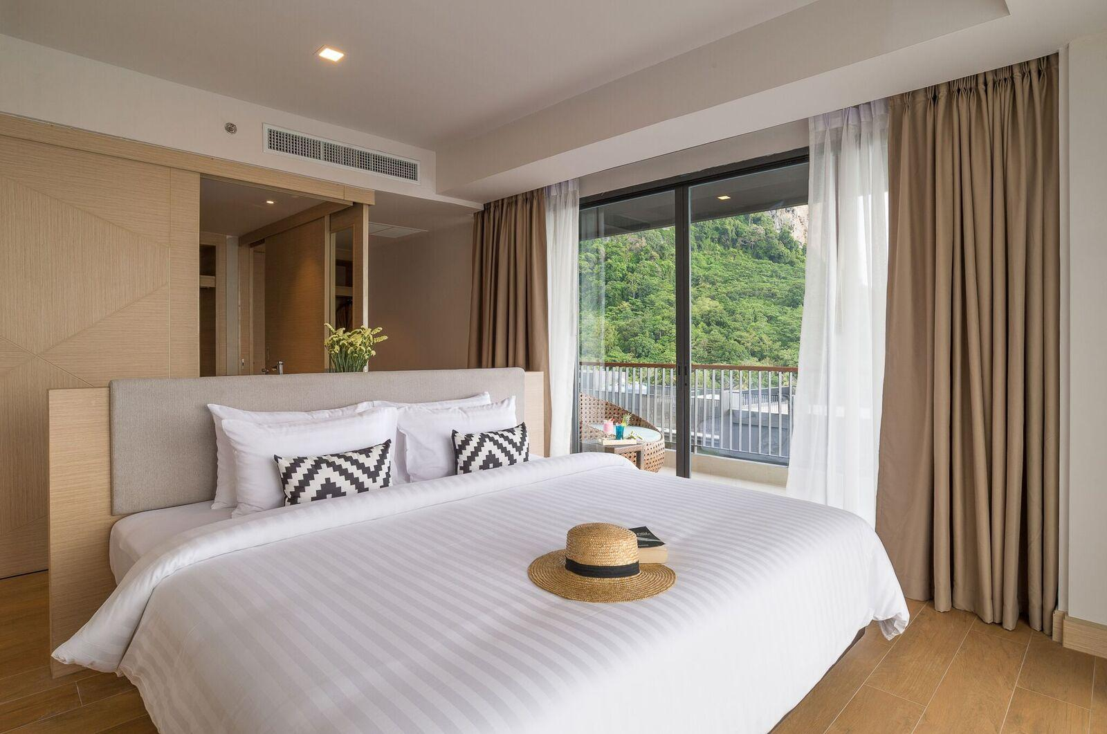Deluxe Room Sea view with Outdoor Bathtub