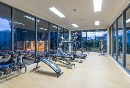 Fitness center Panan Krabi Resort