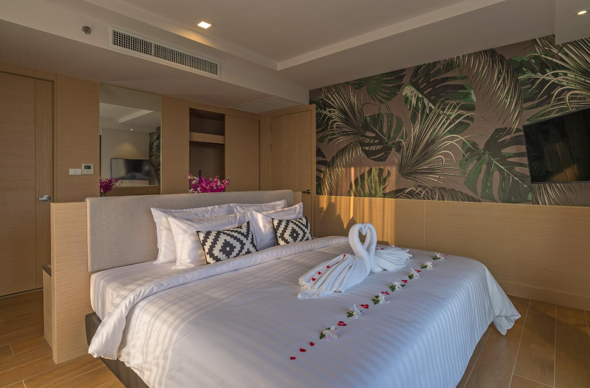 Deluxe Double Room with Rooftop Terrace