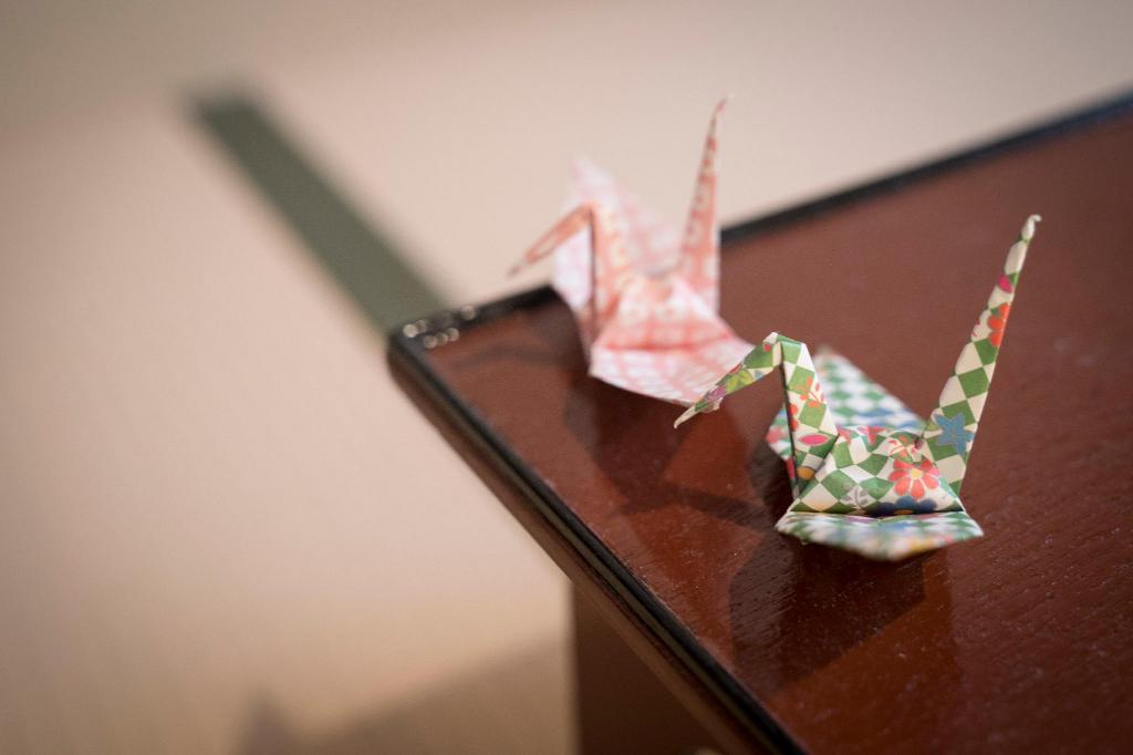 Origami Doves at Salisbury Cathedral - Origami Expressions | 682x1024