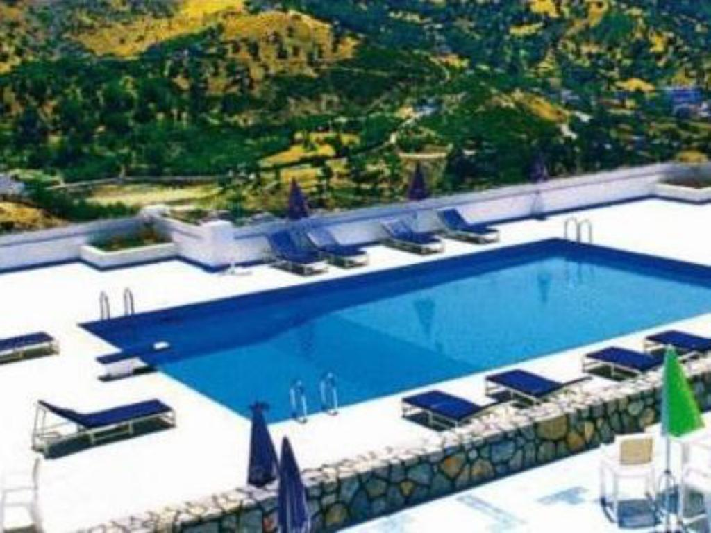 Swimming pool Hotel Atlas Asmaa