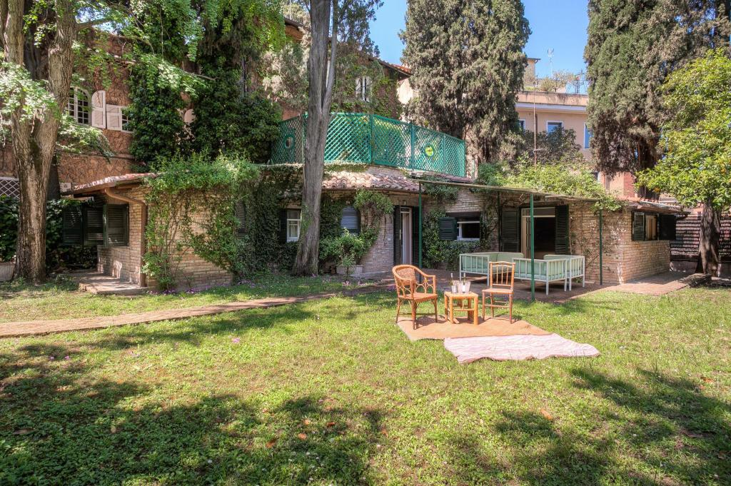 فيلا/بنجالو Historic central Villa with private pool