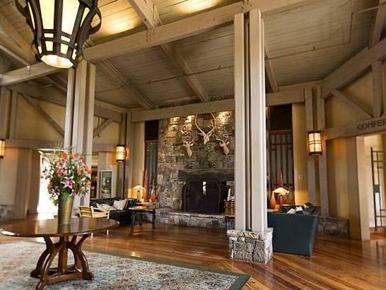 The Lodge and Spa at Callaway Gardens in Pine Mountain GA Room