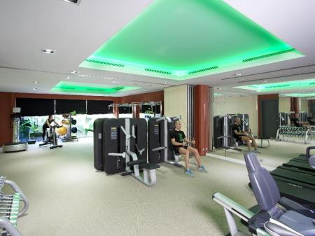 Fitness center Hotel MiM Sitges
