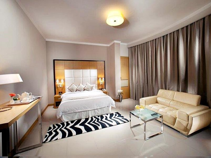 Suite Executiva com 1 Quarto (Executive One Bedroom Suite)